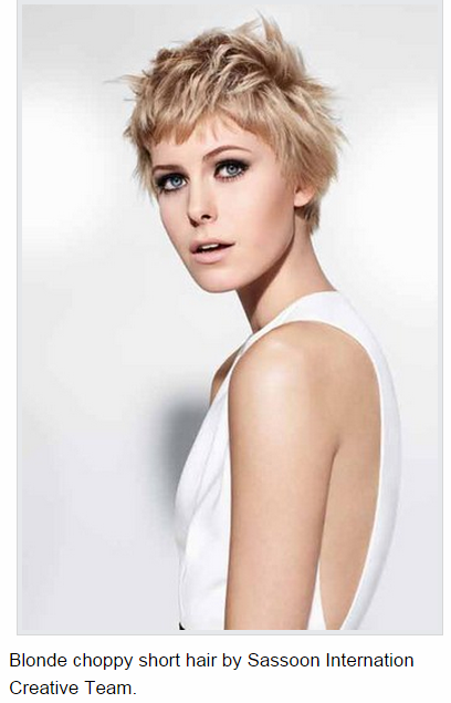Platina, zilver, licht blond 13 trendy korte kapsels - Korte Blonde Kapsels 2015