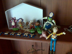 Modelado de toy story