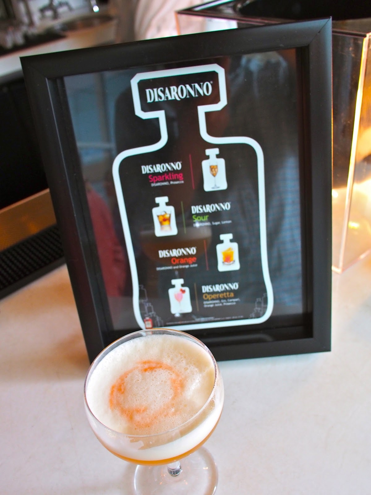 Disaronno's The Mixing Star | Reflections @ Rosewood Hotel Georgia, Vancouver