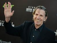 NASA mourned 'Spock'