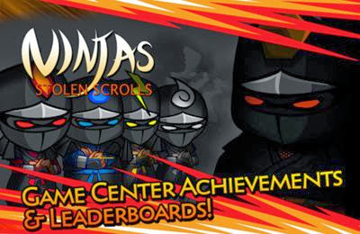 Ninjas: STOLEN SCROLLS v1.2 (Unlimited Gold/Upgrades)