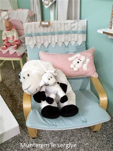 bebek odası için sandalye