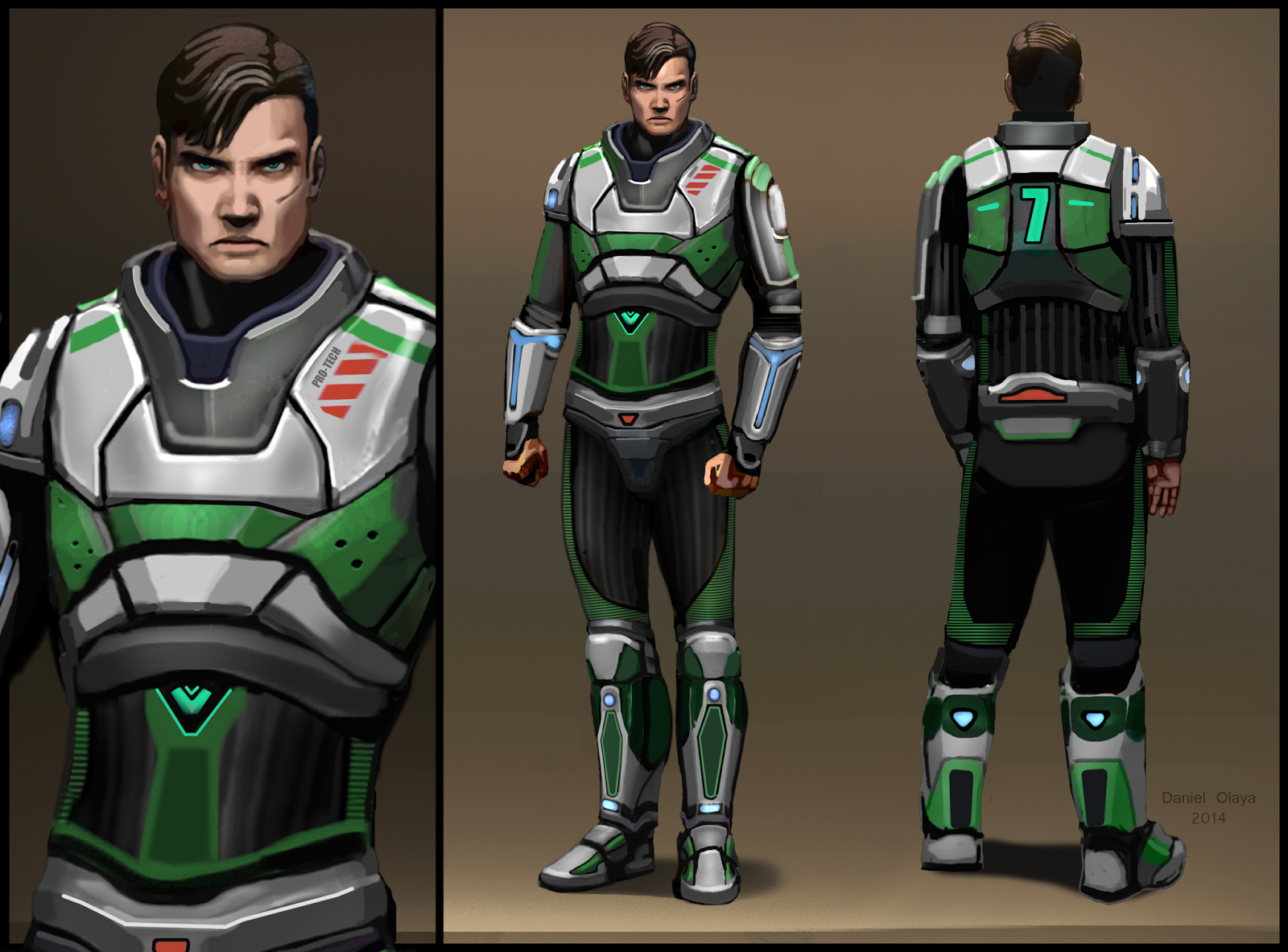 Character Design Unreal 4 : Zaibot s characters designs unreal tournament forums