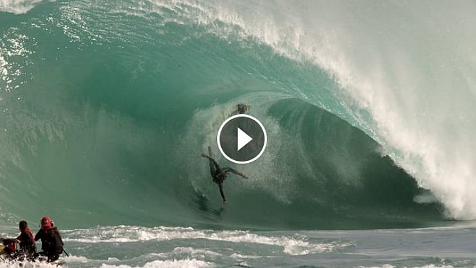 Could This Be The Heaviest Wipeout Ever