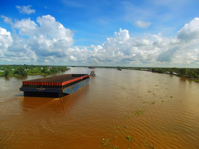 River barito banjarmasin