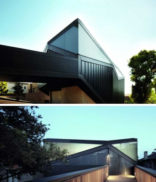 Technology Apartment House Pitched Roof House Ultra