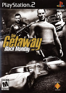 The Getaway - Black Monday Ps2 Iso Ntsc En,Fr,Es Juegos Para PlayStation