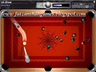 Cue club game