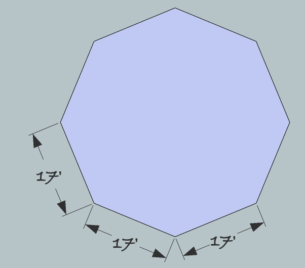 the Carpentry Way: Enter the Octagon (II)