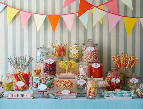 Sweetyfudge Bakery (001925672-X): Package Candy Buffet
