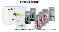 Pachetul cu produsele Detox