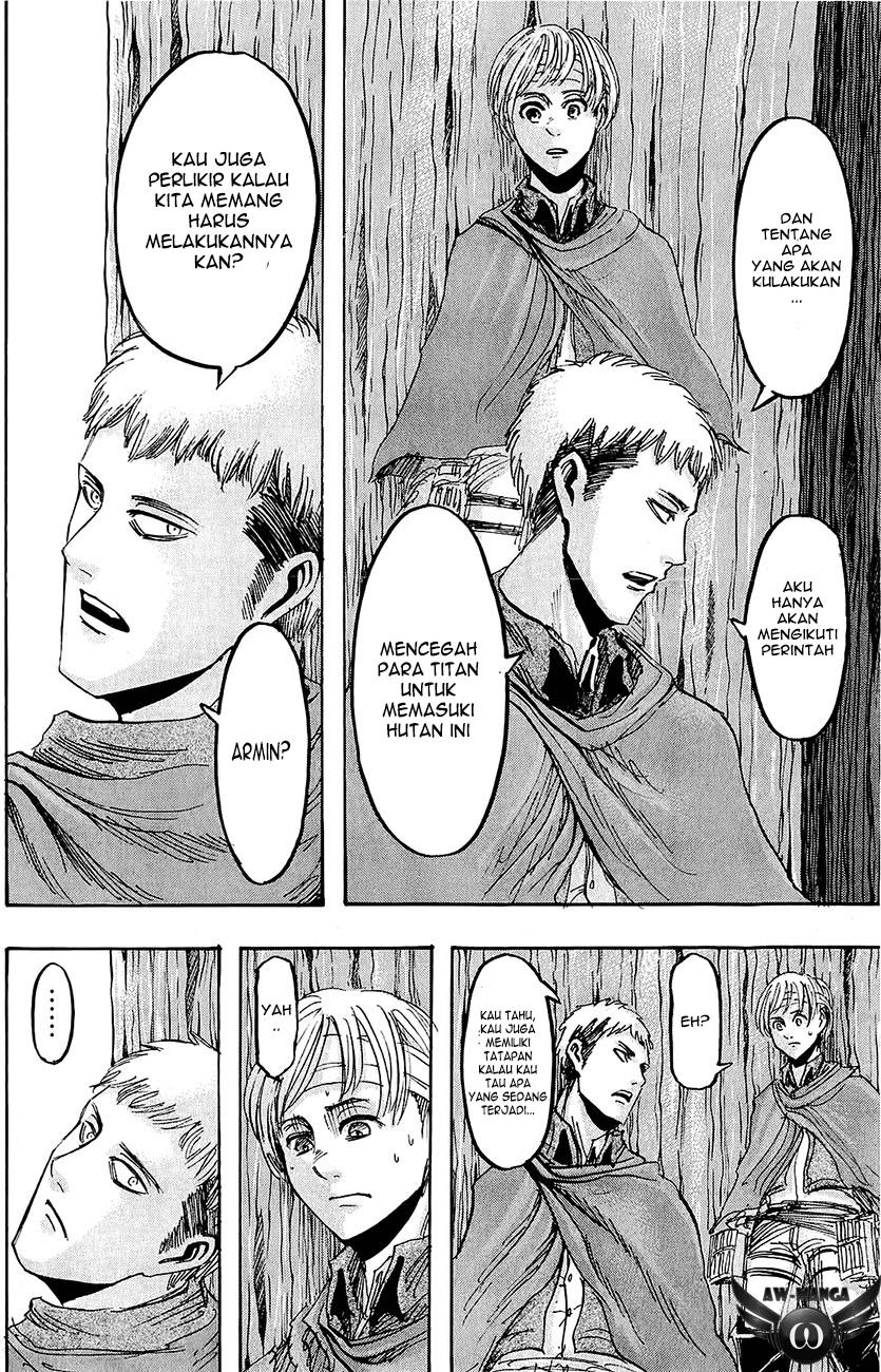 Shingeki no Kyojin Chapter 25-4
