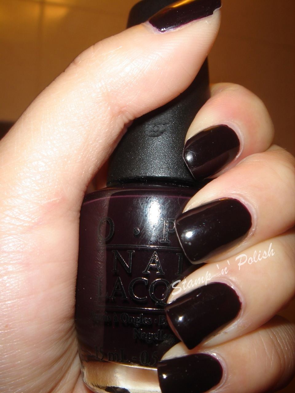nail park lincoln swatch polish after review dark opi