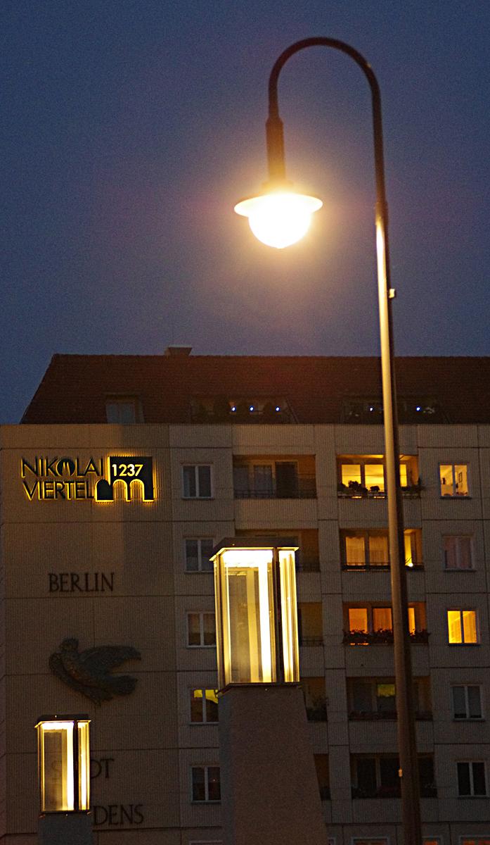 Rathausbru00fccke | Lange Bru00fccke | Kurfu00fcrstenbru00fccke Welche Lampe Gefu00e4llt?