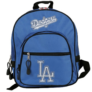 Los Angeles Dodgers MLB Mini Backpack