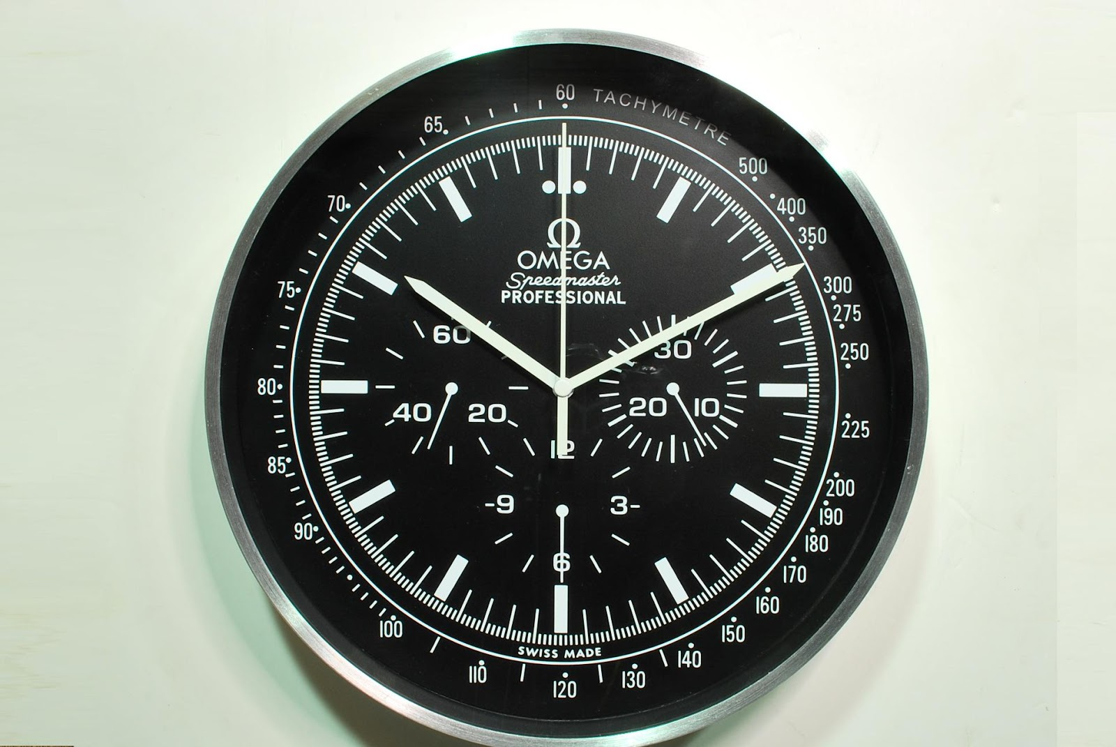 where to find omega speedmaster wall clock