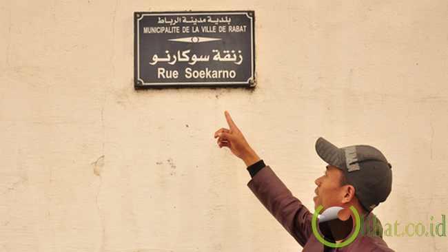 Pakistan - Jalan Soekarno