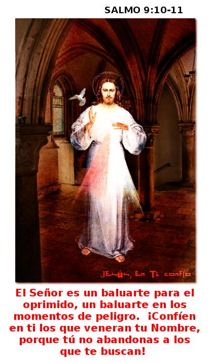 misericordia de jesus dios