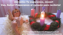 ADVIENTO: TE ESPERAMOS, JESÚS!