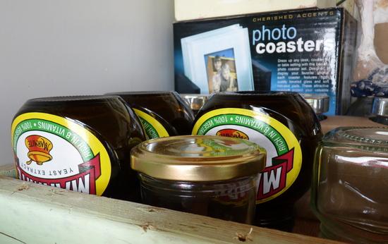 Whoopidooings: Carmen Wing - Marmite Jars