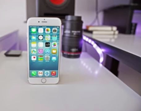 iPhone 6 is up for grabs