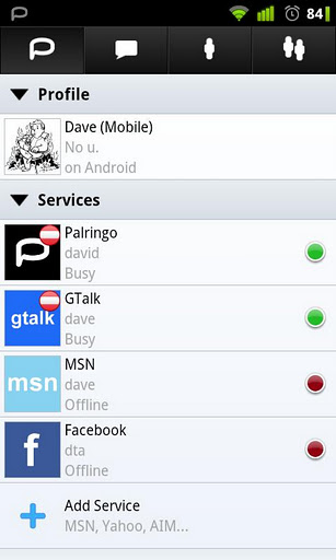 facebook messenger for android 2.1 apk