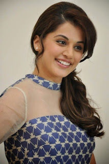 Taapsee Pannu Picture Gallery in Long Dress at Baby Movie Press Meet ~ Celebs Next