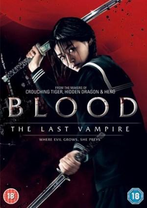 Phim Blood: Ma Cà Rồng Cuối Cùng