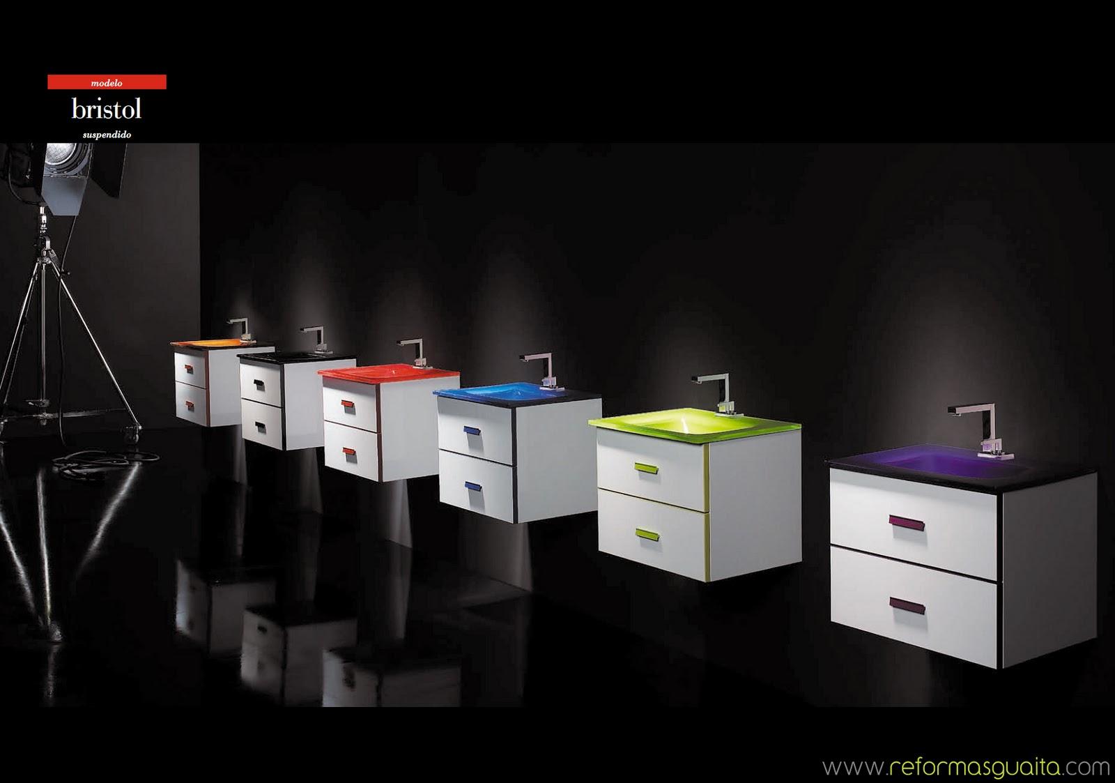 Consejos para elegir tu mueble de baño ~ Reformas Guaita