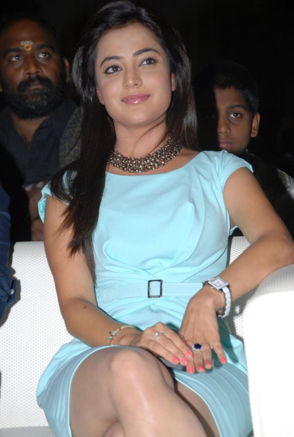 glamorous and exotic Nisha agarwal photos at sukumarudu audio release event