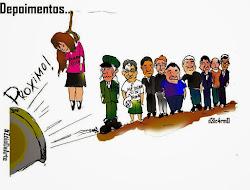 Vereadores de Itaguaí na fila