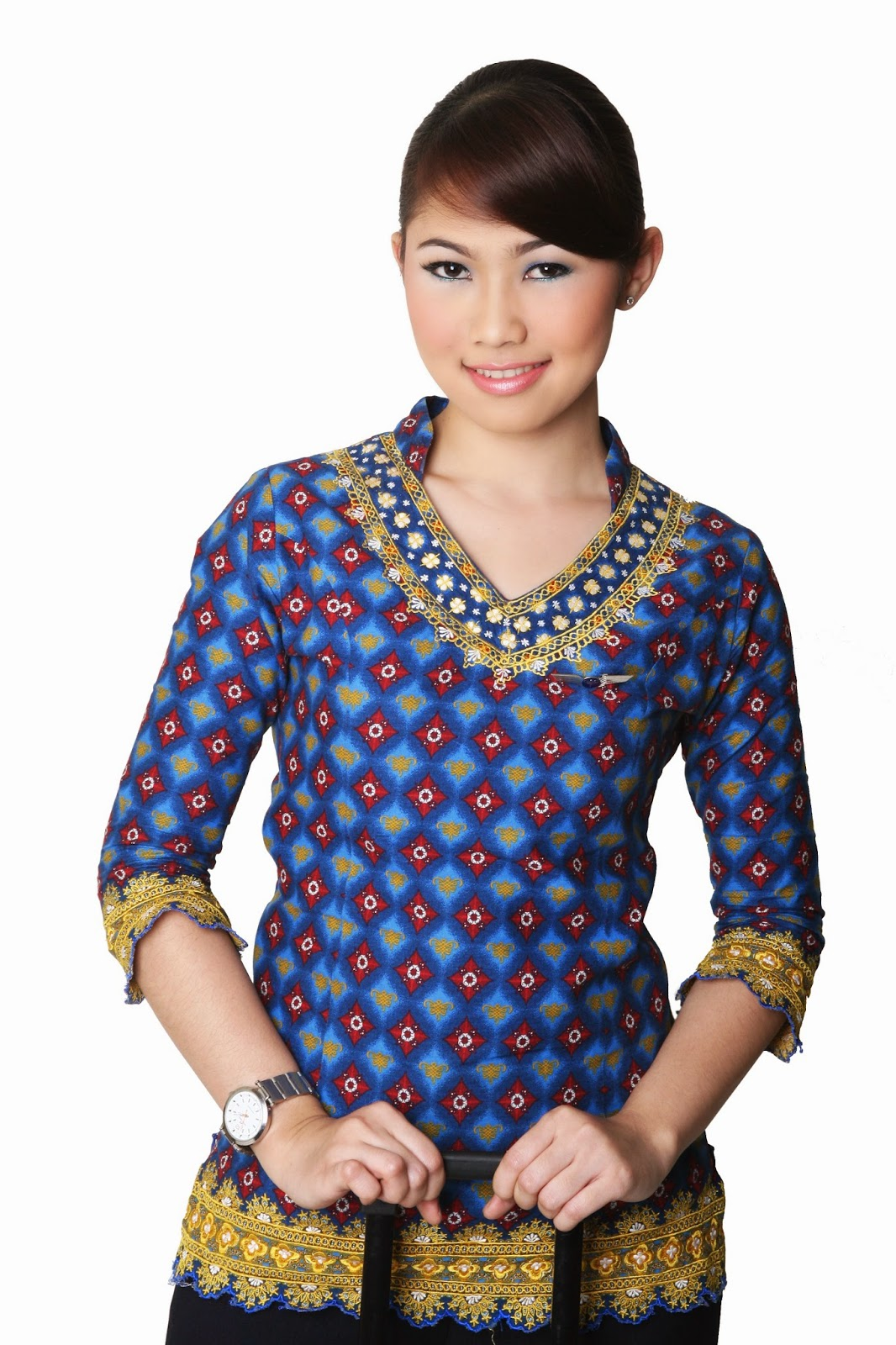 Model-Baju-Pramugari