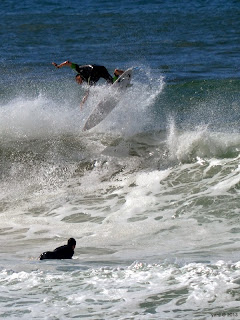 surfing leap
