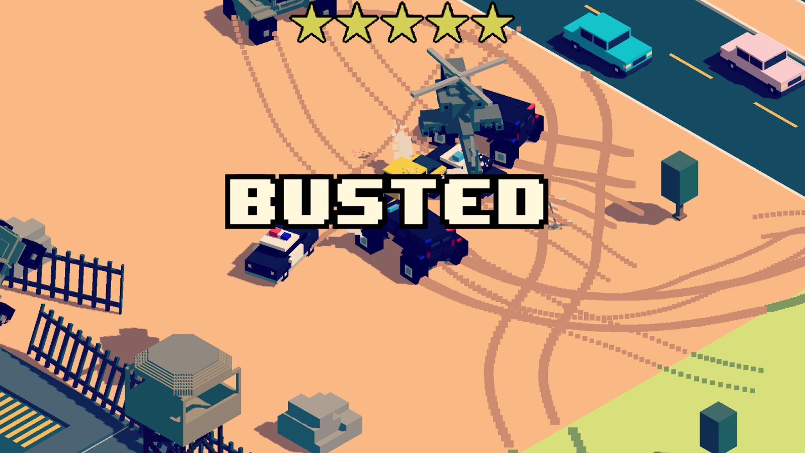 News online mobil free android game smashy road wanted gta all you need to do is steer left and right avoid the police cars trying to ram you once you are able to maneuver you can ram back at the police sciox Image collections