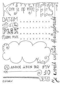 Uitnodiging pdf