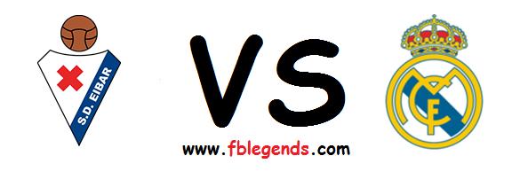 مشاهدة مباراة ريال مدريد وايبار بث مباشر اليوم 11-4-2015 اون لاين الدوري الاسباني يوتيوب لايف real madrid vs sd eibar