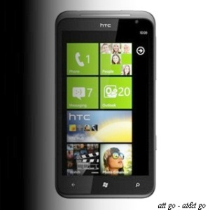 AT&T GoPhone HTC