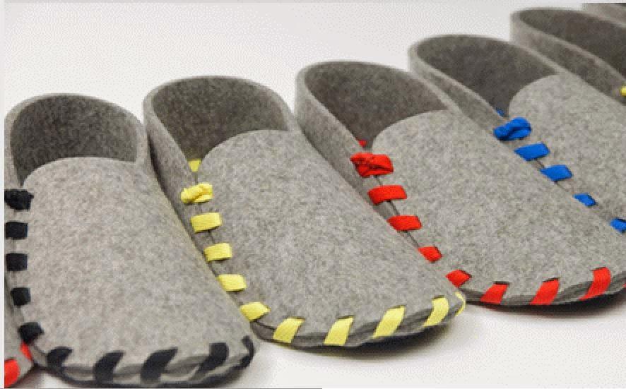 #T8 DIY: Zapatos de una sola pieza