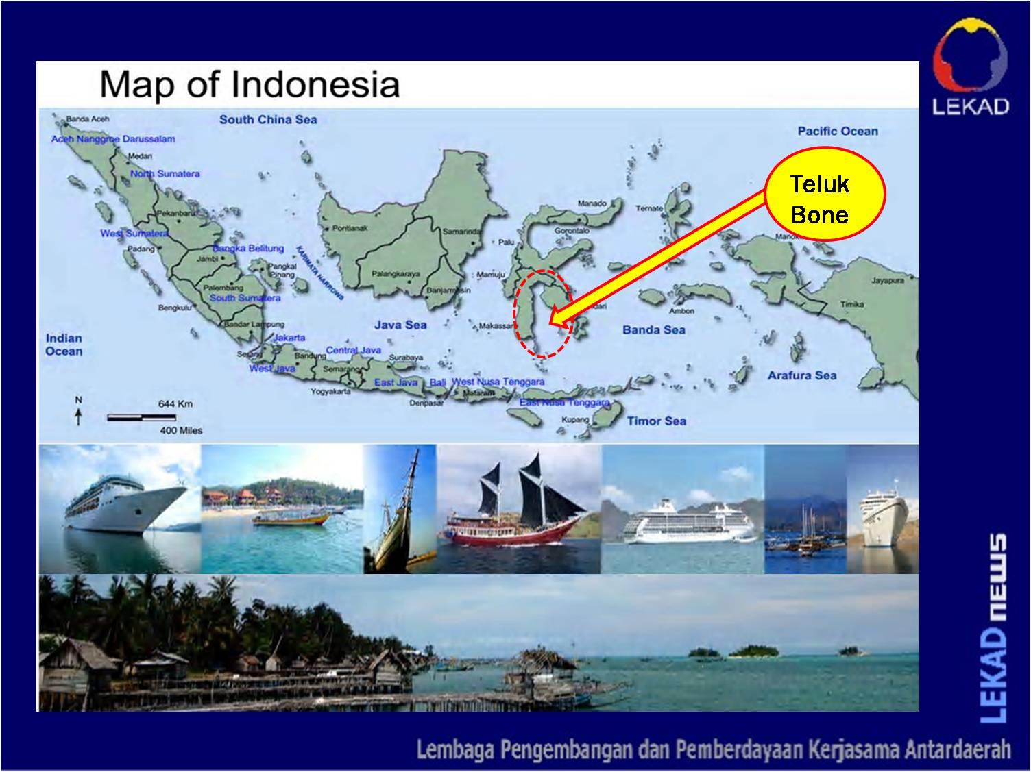 Bone Indonesia  city photos gallery : LekadNews: Peta Kawasan RM Teluk Bone 1