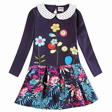Vestidos, Diseños Modernos, Niñas