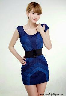 Slim body Ada Liu Yan