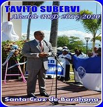 Doctor Noel Octavio Subervi Nin, el Alcalde que sigue 2016-2020