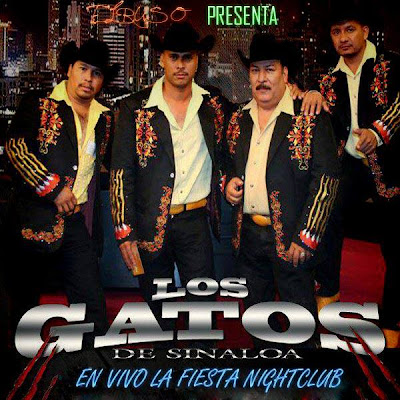 Descargar Los Gatos De Sinaloa - En Vivo La Fiesta NightClub CD Album 2013