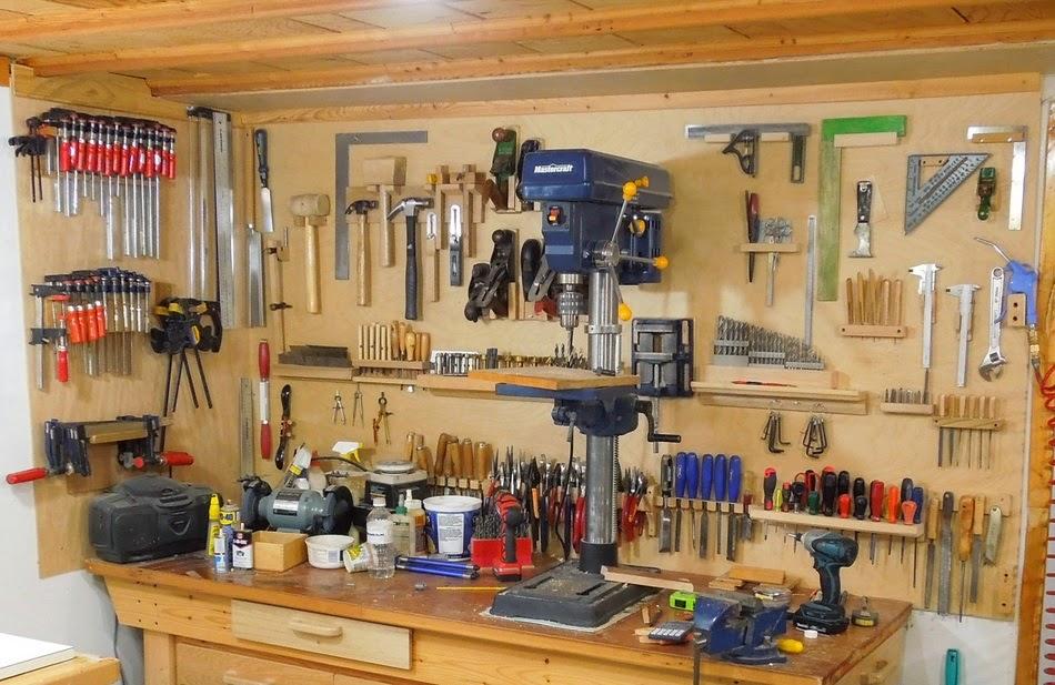 Carpinter a de fredy for Diseno de muebles para herramientas
