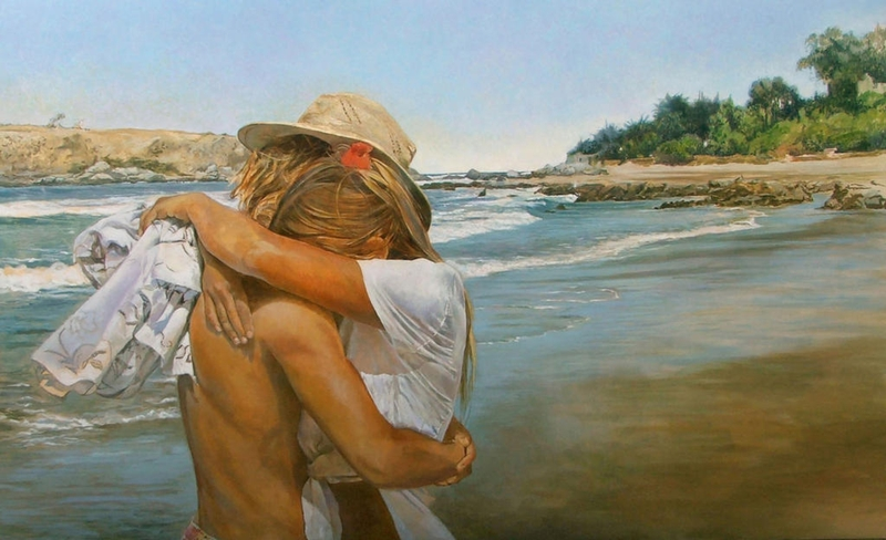 Carolina Landea 1960 | Chilean Figurative painter