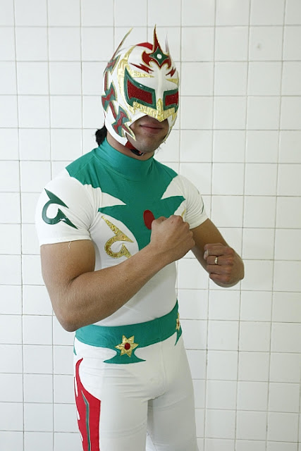 Atomic Boy - AAA Wrestling