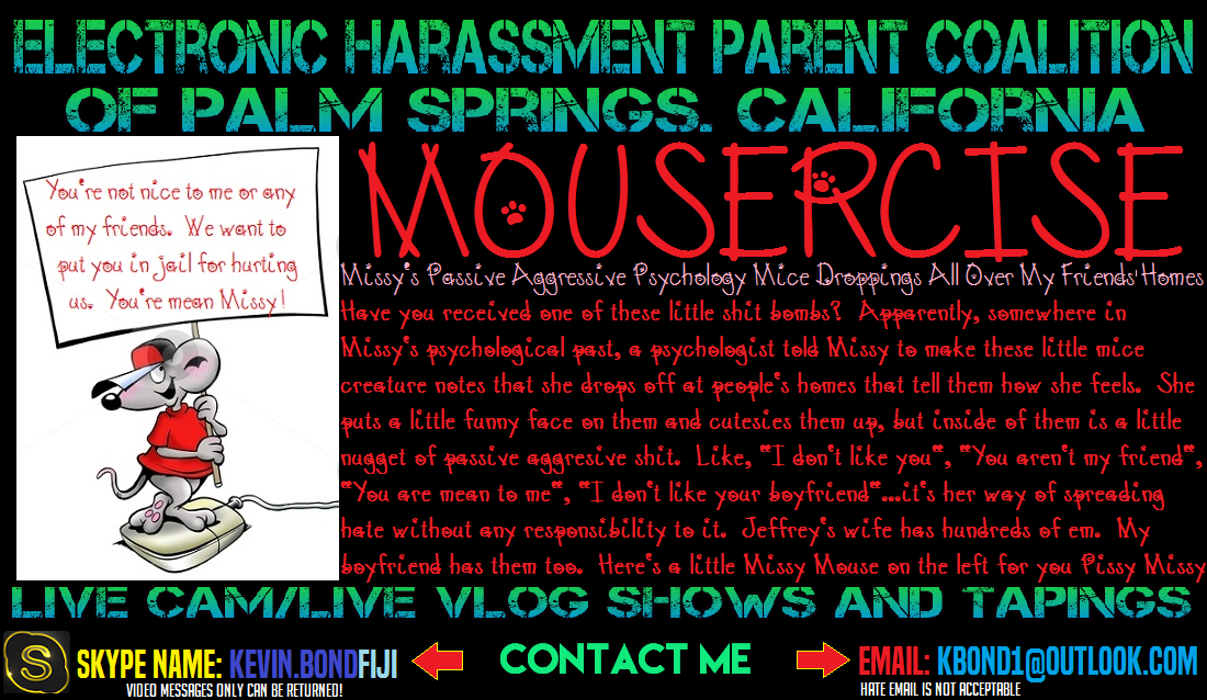 Electronic Harassment Parent Coalition of Palm Springs, California