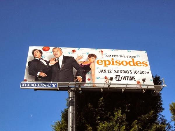 Episodes season 3 Showtime billboard