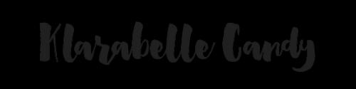 <center>Klarabelle Candy</center>