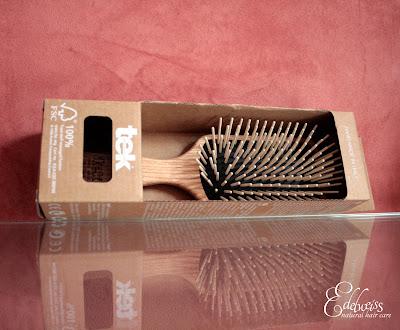 brosse a cheveux tek avis